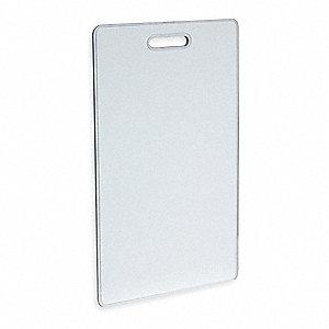 PROXIMITY CARD,PLASTIC,PK 100