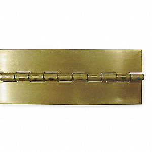 Continuous Hinge,6 ft. L,1-1/4 In. W