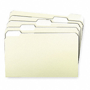 File Folders,2 3/4Hx9 29/32W In,PK100