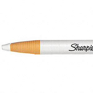 Peel-Off China Marker,Standard,Whte,PK12