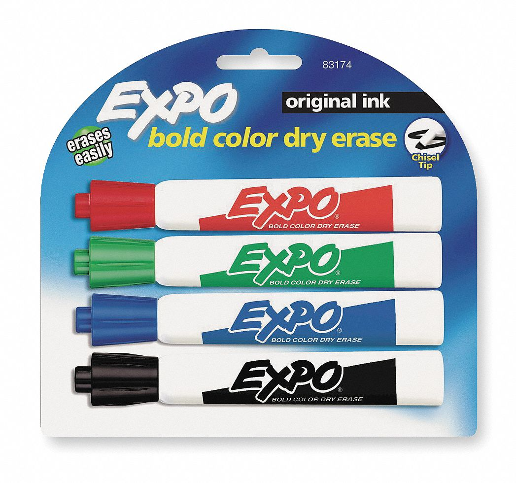 Wet And Dry Erase Markers