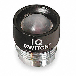 IQ Switch, Black for AA Mini Mag-Lite Flashlight