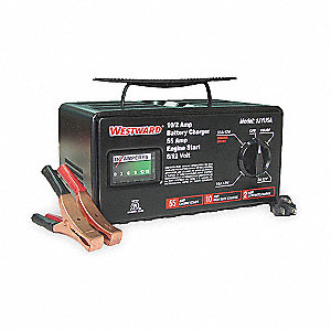 BATTERY CHARGER,6/12V (M),55 A STAR