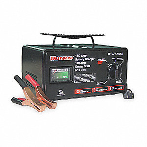 Lead Acid Automotive Battery Chargers and Jump Starters - Grainger Us Ociated Battery Chargers Wiring Schematic on