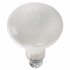 65 Watts Incandescent Lamp, BR30, Medium Screw (E26), 610 Lumens, 2600K Bulb Color Temp., 1 EA