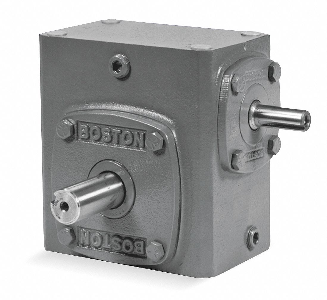 F863B-50K-B7-M1 Boston GearINLINE HELICAL SPEED REDUCER