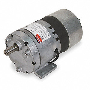AC Gearmotor 115 Nameplate RPM 60 Max. Torque 59.0 in.-lb. Enclosure Open
