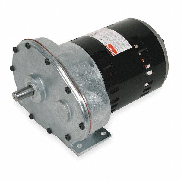 Dayton Ac Gearmotor 115 Nameplate Rpm 62 Max Torque 400 0