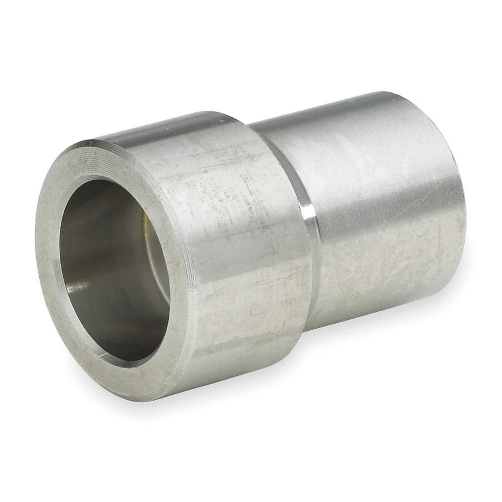 304 Stainless Steel Reducing Insert, Socket Weld, 1-1/2