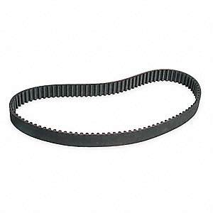 Synchronous Drive Gearbelt, HT Gearbelt Type, Number of Teeth: 180, 8mm Pitch, 1440mm Pitch Length