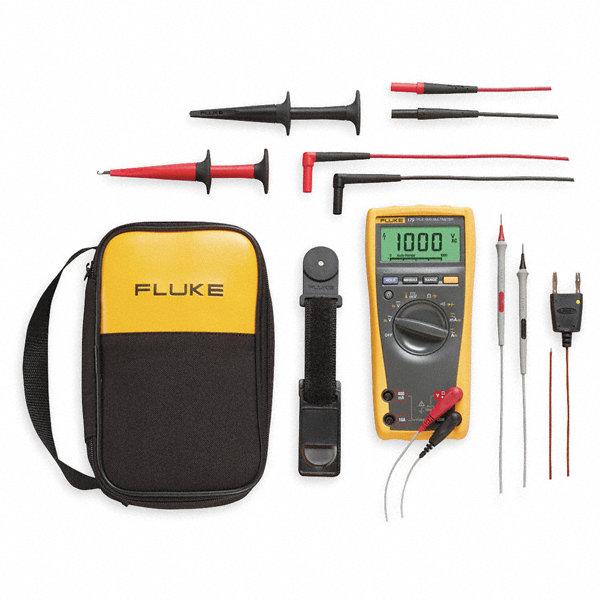 Multimeter At Walmart : Fluke r eda kit full size general