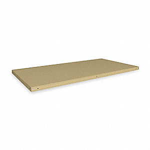 Steel Shelf, Sand, 1 EA
