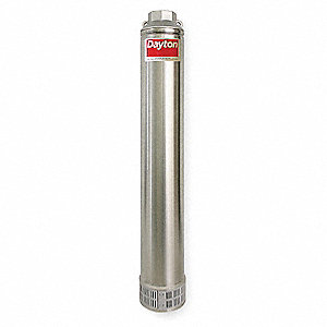 12-Stage Stainless Steel Submersible Well Pump Head for 1XHH4 or 3YA55
