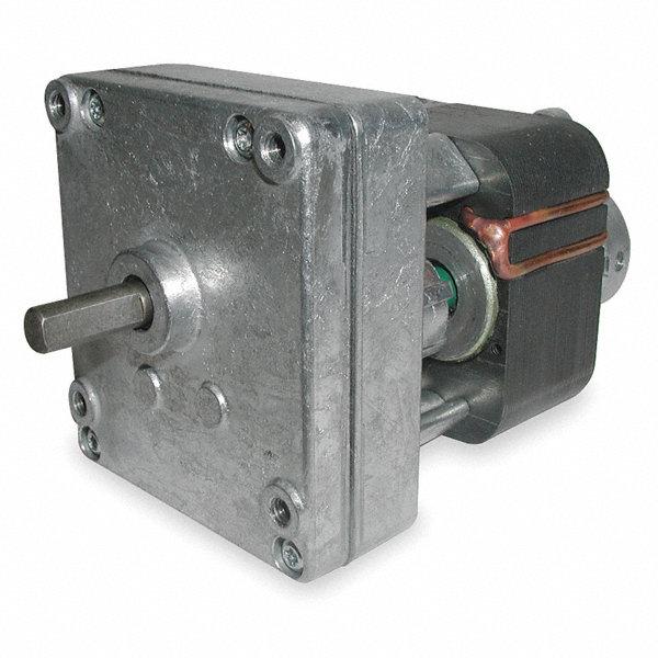 Dayton ac gearmotor 115 nameplate rpm 130 max torque 2 7 for Dayton gear motor catalog