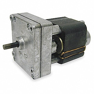 AC Gearmotor 115 Nameplate RPM 13 Max. Torque 50.0 in.-lb. Enclosure Open