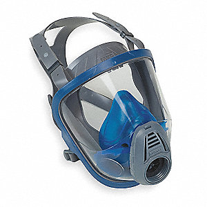 MSA Advantage(TM) Gas Mask,M