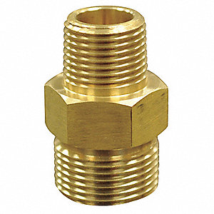 Quick Coupling Plug,3/8 (M) x 22mm