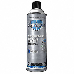 Unscented Electrical Degreaser, 20 oz. Aerosol Can