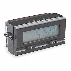Rate Meter/Totalizer,  Electronic