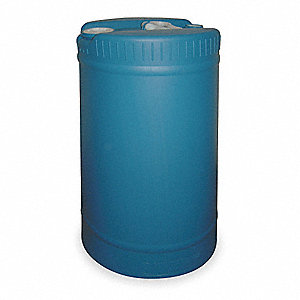 Transport Drum,Closed Head,15 gal.,Blue