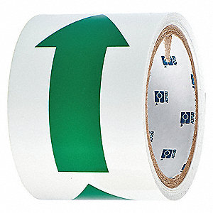 Marking Tape,Roll,3In W,15 ft. L