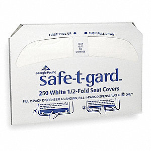 Georgia Pacific Toilet Seat Cover Pacific Blue Basic 14