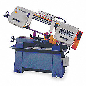 Wilton 1 1 2 Hp Horizontal Band Saw Max Blade Length 96
