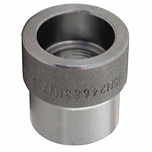 Reducer,1/2 x 1/4 In.,Socket Weld