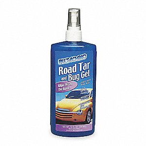 Tar/Bug Remover Gel,12 Oz,Spray Bottle