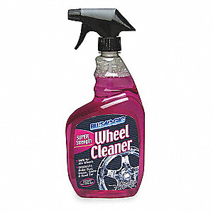 Wheel Cleaner,Super Strength,32 Oz,Spray