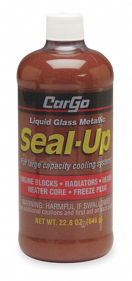 Radiator/Block Sealer, Lg Engine, Copper