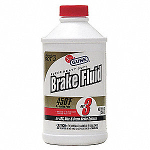 12 oz. Bottle Brake Fluid