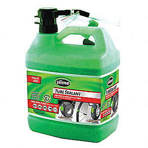 1 gal. Tire Sealant, Jug with Pump Container Type