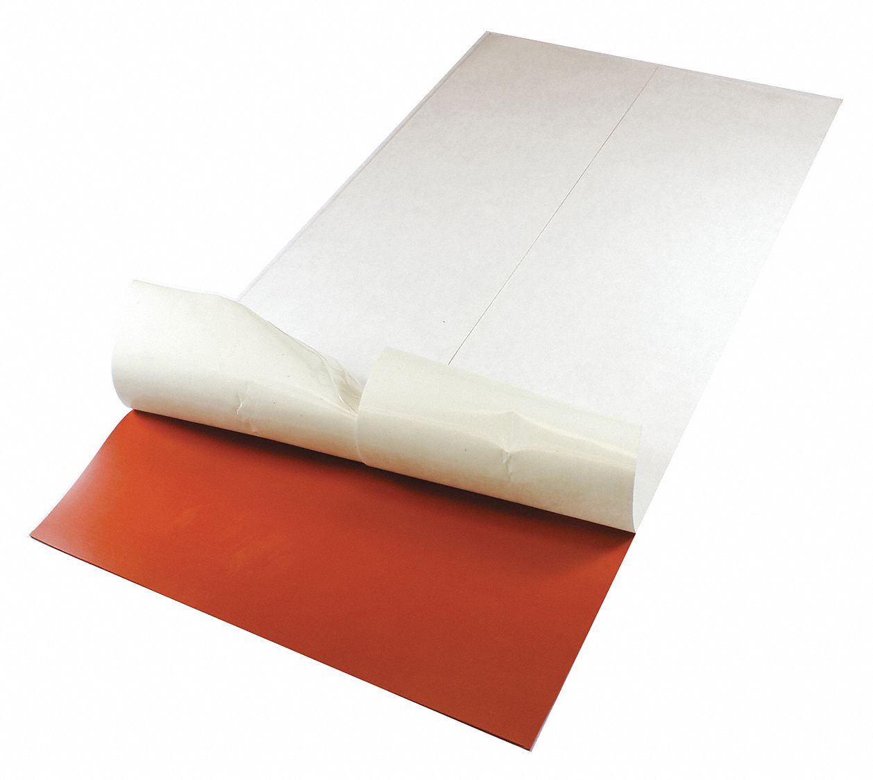 """Silicone Rubber Sheet High Temp 1//8 Thick x 12/"""" wide x 12/"""" long FREE SHIPPING"""
