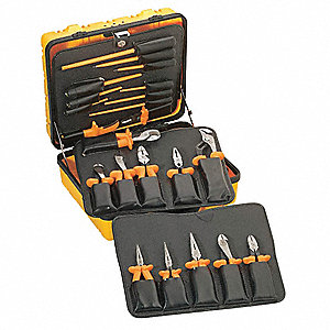 Insulated Tool Set, Number of Pieces: 22