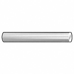 Dowel Pin,3/8 In,Pk5