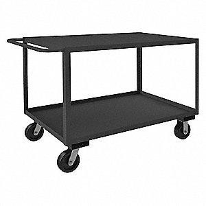 Stock Cart,2400 lb.,30 In.L