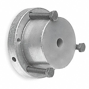 "Quick Detachable Bushing, F Series, 3-5/8"" Bore Dia., 3.750"" Length"