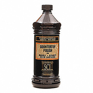 Stone Countertop Polish, 32 oz. Bottle, 6 PK