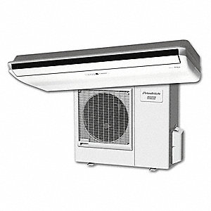 Split System Heat Pump,Ceiling, 208/230 Voltage, 34,100 BtuH Cooling