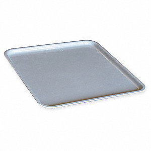 Nesting Box Lid,Gray,Use w/1NTP3,1NTP7