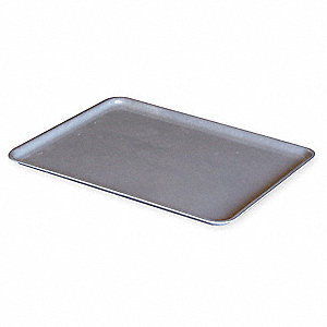 Nesting Box Lid,Gray,Use With 1NTR2