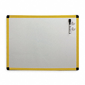 "Dry Erase Board, 18"" Height"