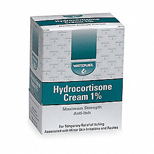 Hydrocortisone Cream, 0.9g Box
