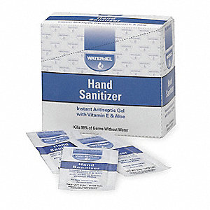Sanitizer, 0.9g Foil Pack