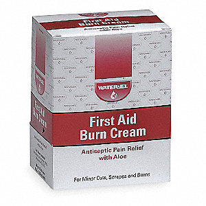 Burn Cream, 0.9g Box