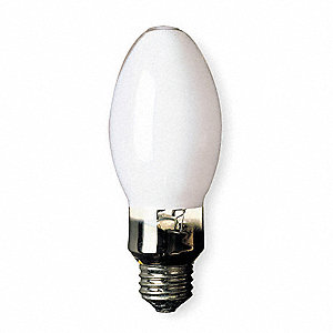 175 Watts Metal Halide HID Lamp, BD17, Medium Screw (E26), 16,500 Lumens, 4000K Bulb Color Temp.