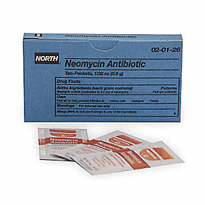 Antibiotic, 0.9g Foil Pack