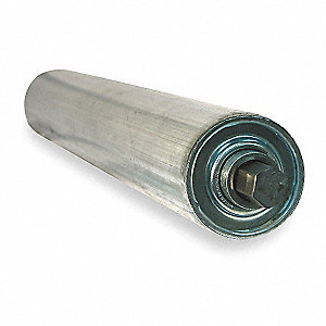 Galv Replacement Roller,2-1/2InDia,51BF