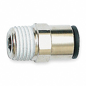 "1/2"" Metal Male Connector"